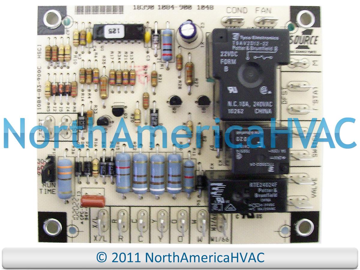 Oem York Luxaire Coleman Heat Pump Defrost Circuit Board 031-09104-000 10390 112