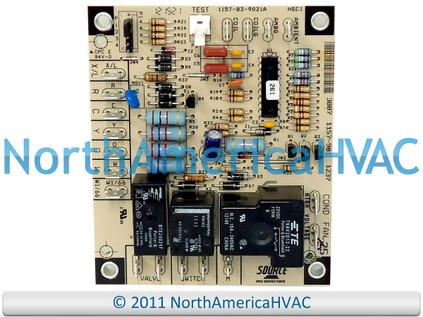 Oem York Coleman Luxaire Heat Pump Defrost Control Circuit