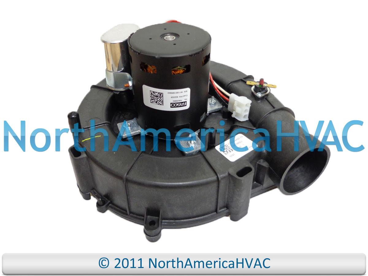 OEM Nordyne Intertherm Miller FASCO Furnace Inducer Motor 70625892 7062-5892