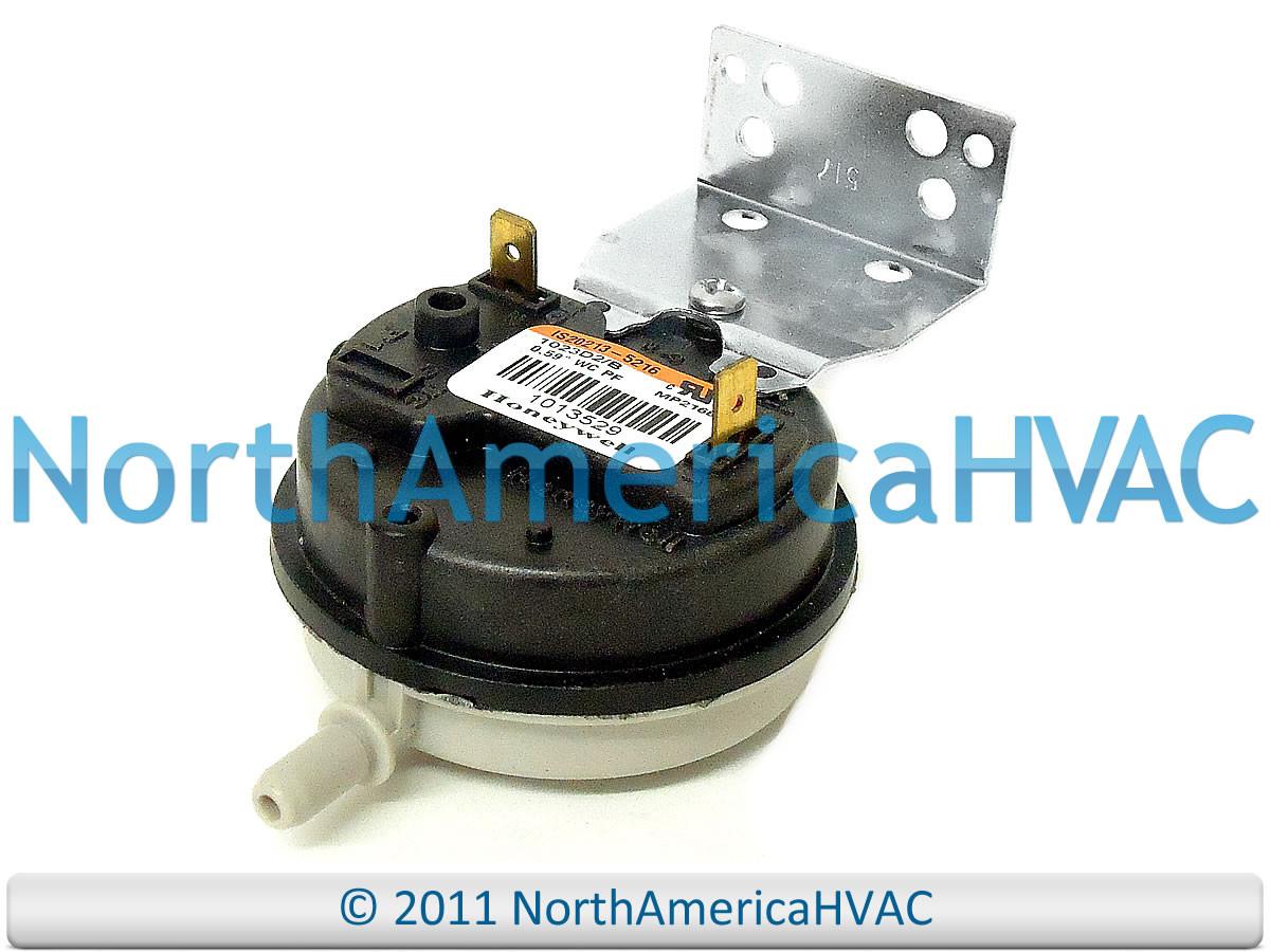 OEM Honeywell Furnace Air Pressure Switch 1013529 0 59