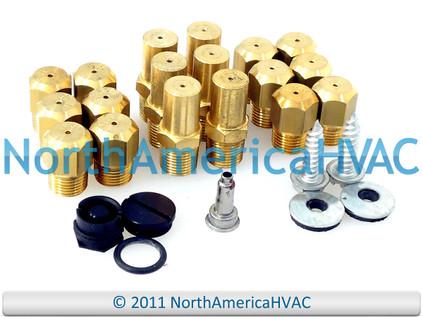Oem Goodman Janitrol Furnace Lp Gas Valve Conversion Kit