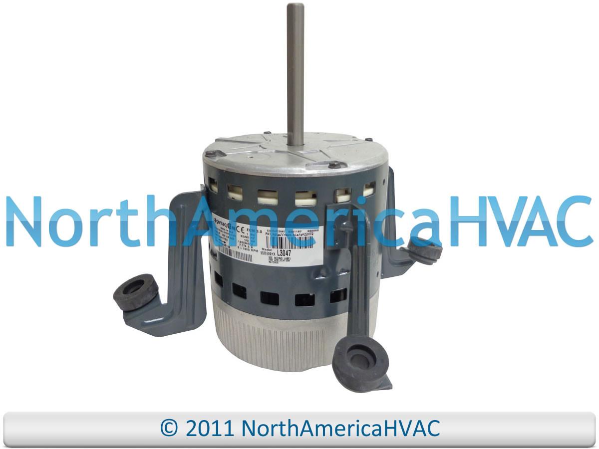 OEM GE Genteq 1/2 HP 120/240v ECM BLOWER MOTOR 5SME39HXL3047 5SME39HL0087