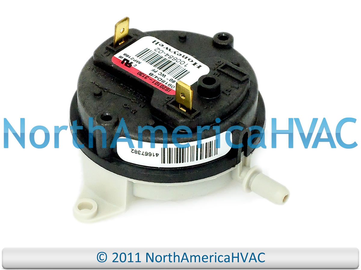 OEM Armstrong Lennox Ducane Furnace Air Pressure Switch
