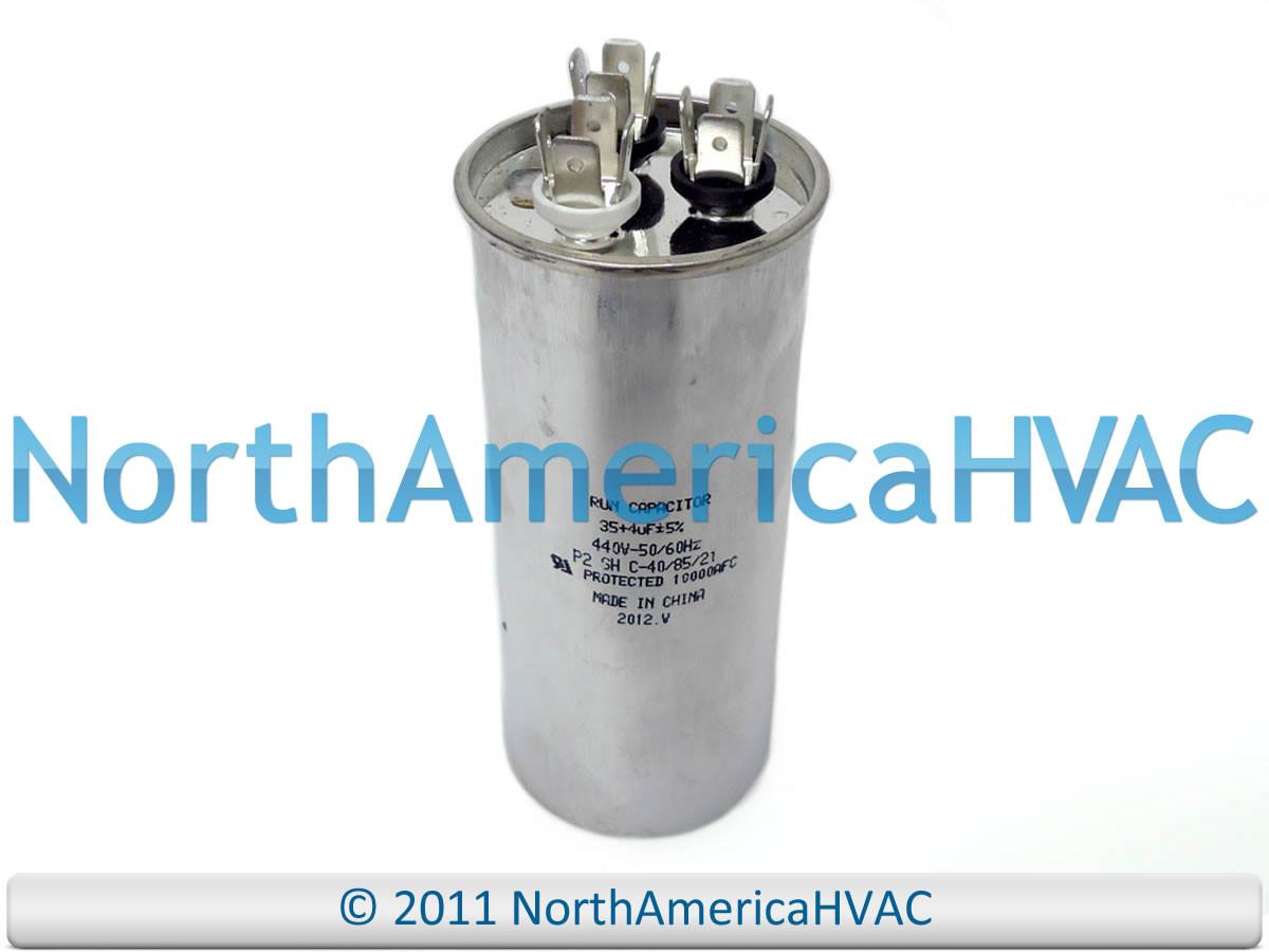 NEW Motor Round Dual Run Capacitor 35 Home, Furniture & DIY 4 uf MFD 370 Volt Diversitech 3GR0435 Heating, Cooling & Air