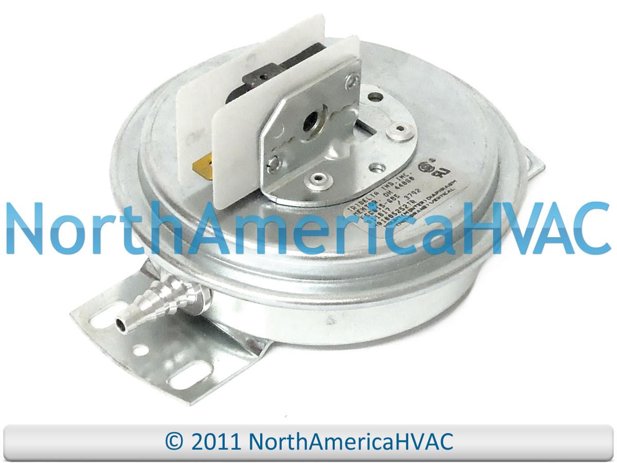 Tridelta Heil Tempstar Air Pressure Switch FS4107-199 Heating, Cooling & Air