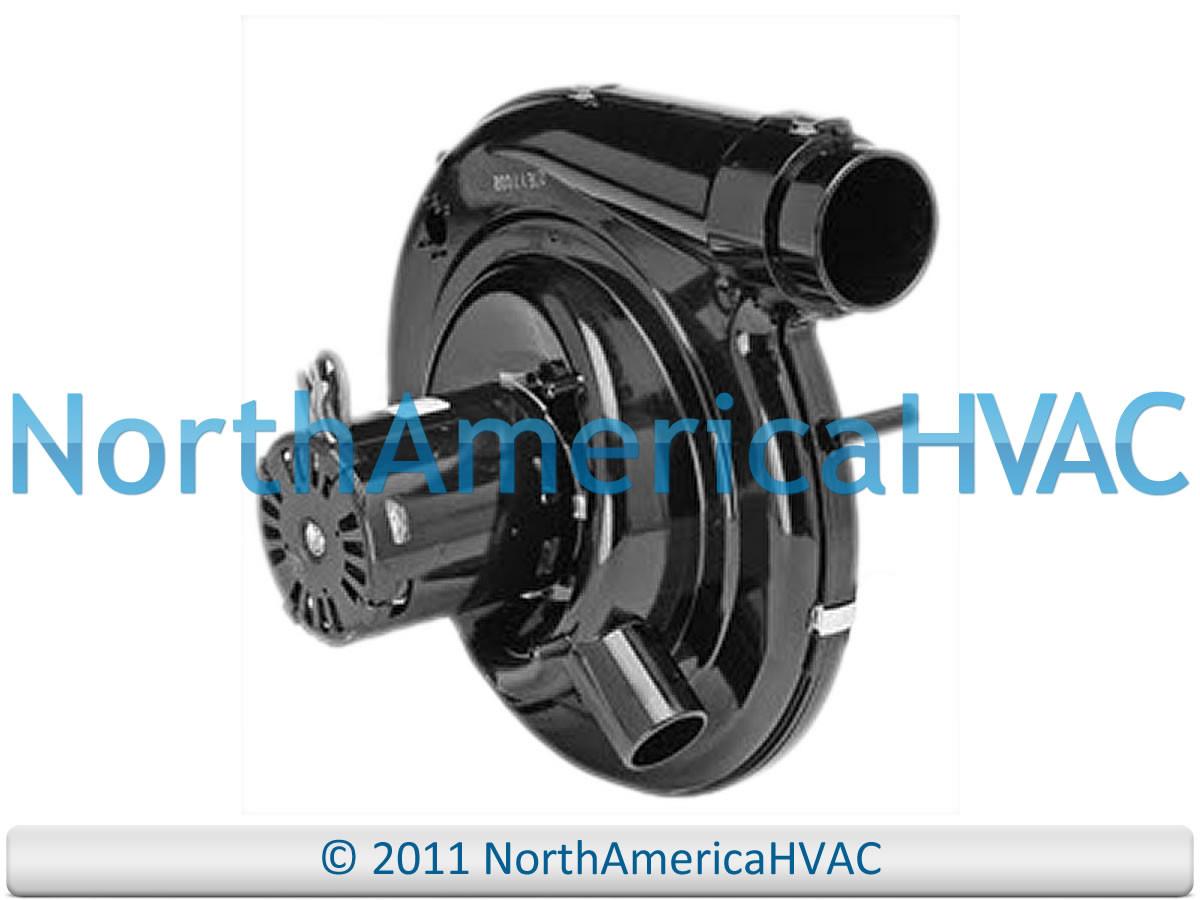 Hvac Parts Industrial Blower Furnace Inducer Blower Motor