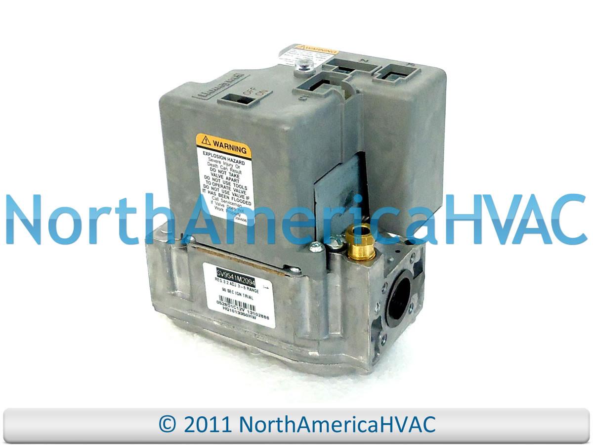 Honeywell Furnace Smart Gas Valve Sv9540m Sv9540m2229