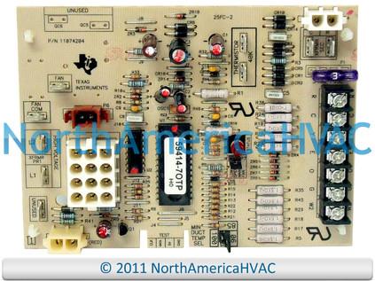Goodman Amana Furnace Control Board 11074204 59414 7otp