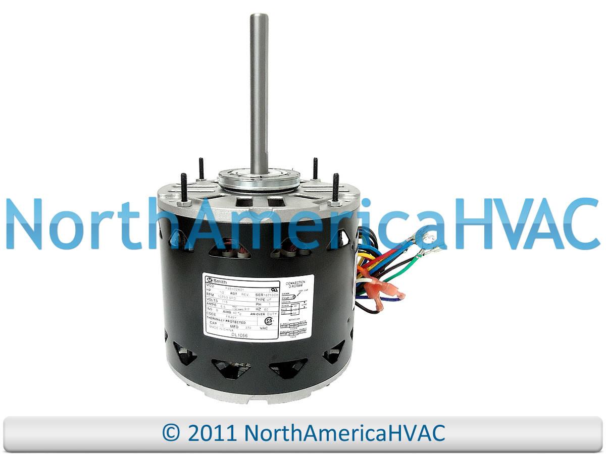 GE Trane 5KCP39LGP918AS BLOWER MOTOR 1/2 HP 21D340085 American Standard  Furnace