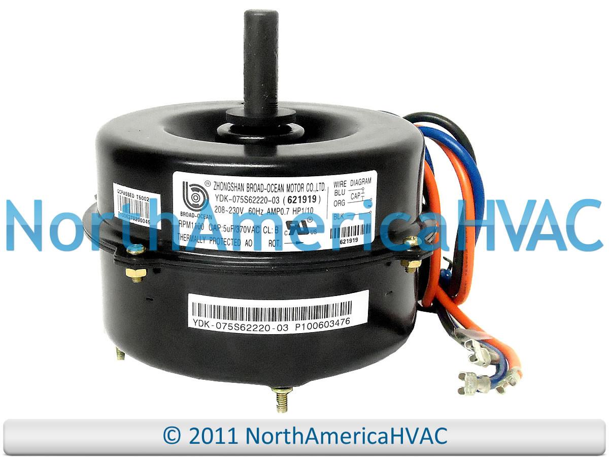 ge genteq condenser fan motor 208 230 volt 1 10 hp 5kcp29cca341s 5 wire motor wiring diagram upgraded emerson condenser fan motor