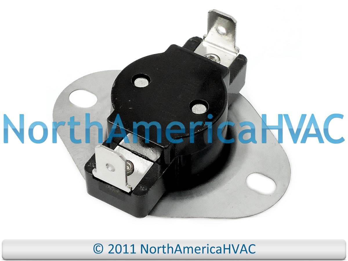Erp Furnace Single Pole Snap Disc Limit Switch Control
