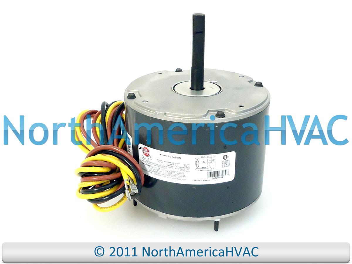 Emerson 1/6 HP 230 Condenser FAN MOTOR K55HXCYS-6694 K55HXMMB-4296  K55HXLPJ-4051