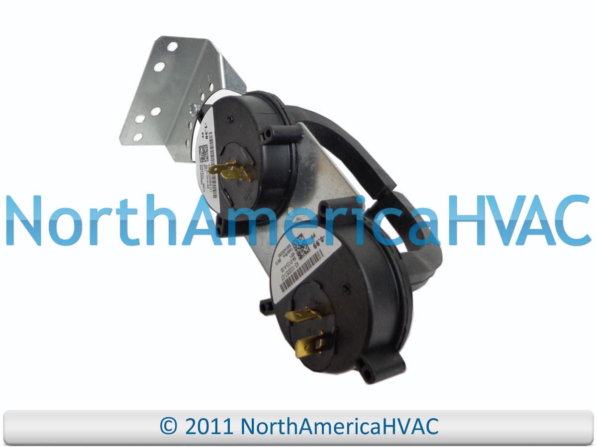 93228e7a55b 9371VO-BD-0014 - Rheem Ruud Weather King Furnace Air Pressure Switch ...