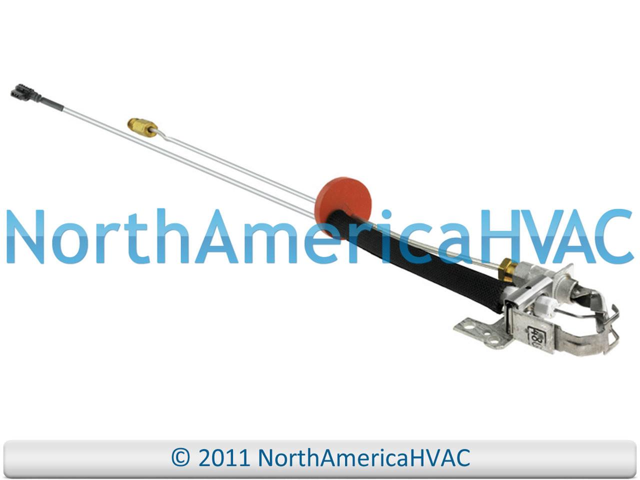 Oem Honeywell Water Heater Ignitor Pilot Sensor Assembly