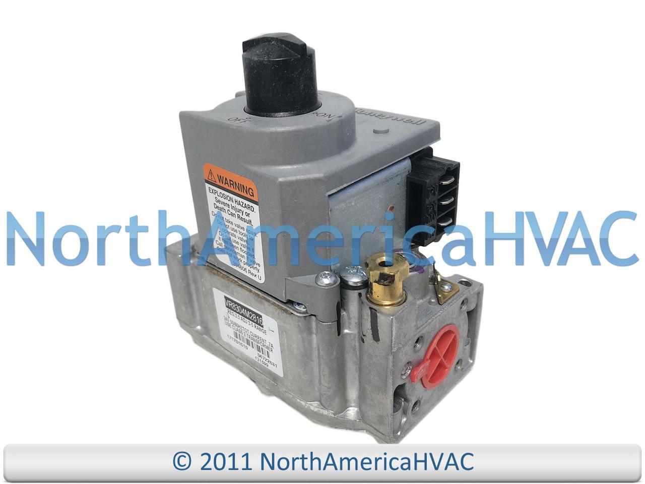 Oem Honeywell Natural Gas Valve Vr8304m2816 Vr8304m 2816