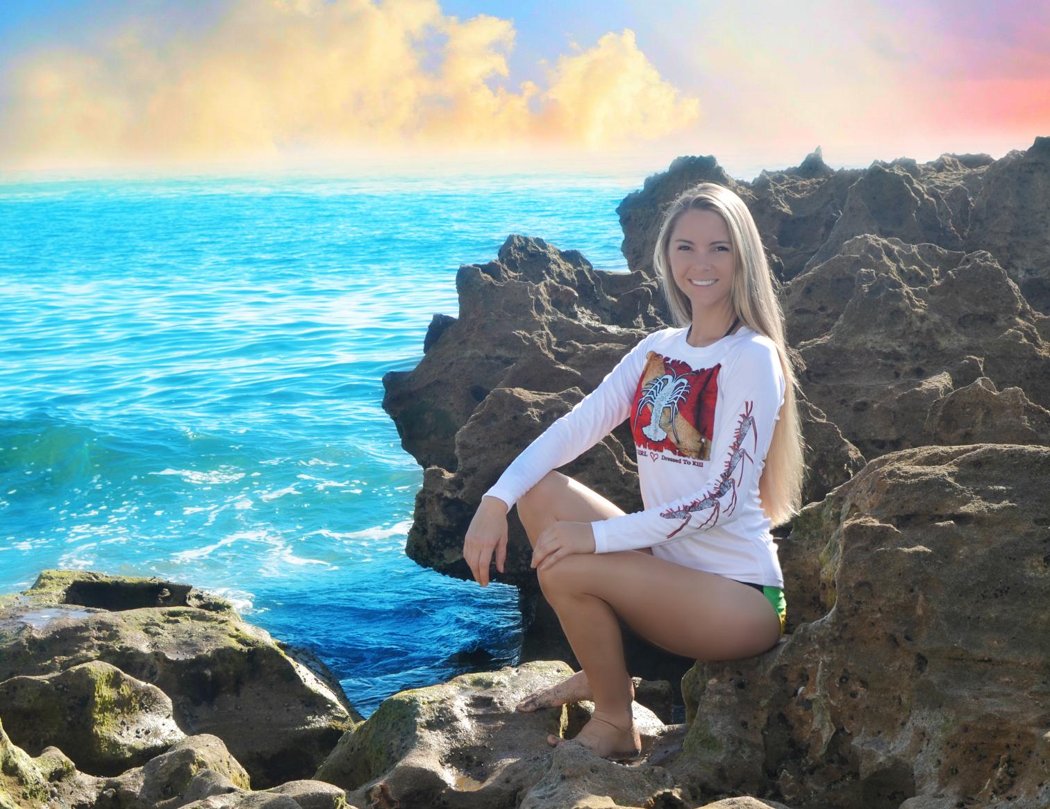 lobster-womens-sunscreen-shirt-kristy-grant-jupiter-florida.jpg
