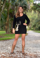 price already discounted - Black Deer Sweater Dress