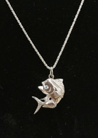 Sterling Silver mahi Necklace