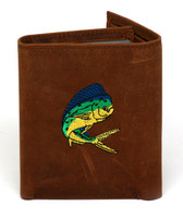 Mahi tri fold or bi fold   leather Wallet