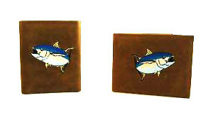 Tuna  leather Wallet