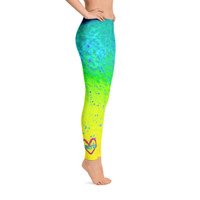 Full length Mahi skin signature Sporty Girl Leggings