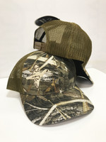 duck hunting snapback hat