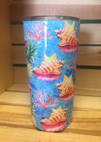 Taste of the tropics  10oz , 12oz or 20oz tumbler