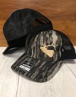 Original camo ELK  mesh back snapback hat