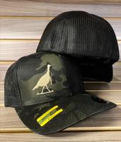 Multicam camo wild turkey onesize flexfit hat