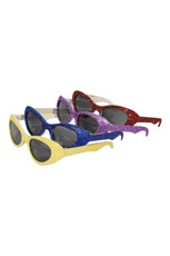 Sunglasses - Glitter assortment of four