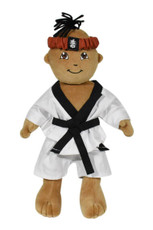 "Baby Outfit 10.5"" - Karate"