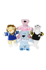 "Animals 10.5"" - Soccer Jerseys - Assortment of Four"
