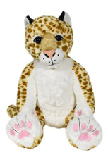 "Lizzi the Leopard - 20"" *Buy 24 pcs and save!"