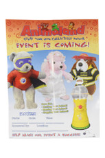 Animaland Wall poster