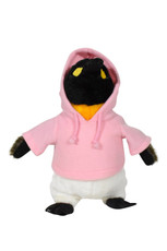 Sweater- Hoodie, Pink fleece