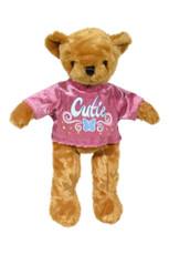 "Baby T-Shirt 10.5""- Cutie"