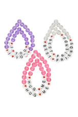 Bracelet Set - 2 Piece- three colors