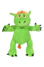 Ollie the Green Troll
