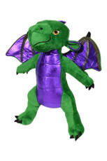 Fury Green Dragon