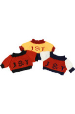 Knitted Sweater- Assortment of 3
