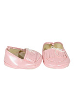 Shoes- Pink Moccasins
