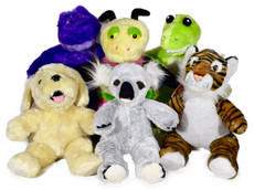 Super- Saver Bundle Pre-Stuffed Animals