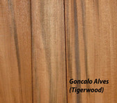 Goncalo Alves (Tigerwood) Hardwood S4S