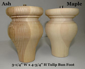 Tulip Bun Foot - Pair