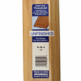 Randall Plain Oak Threshold (W-50-U)