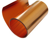 "Heavy Duty 12"" Copper Flashing in 26 gauge sold by Lft."