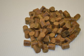 "Ipe Hardwood 3/8"" Flat Top Plugs"