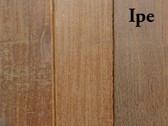 Ipe 1X4 S4S Hardwood Board