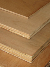 "Cherry Plywood Full Sheets 48""x96"" (4'x8')"