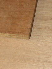 "Spanish Cedar Plywood Fulls Sheets 48""x96"" (4' x 8')"